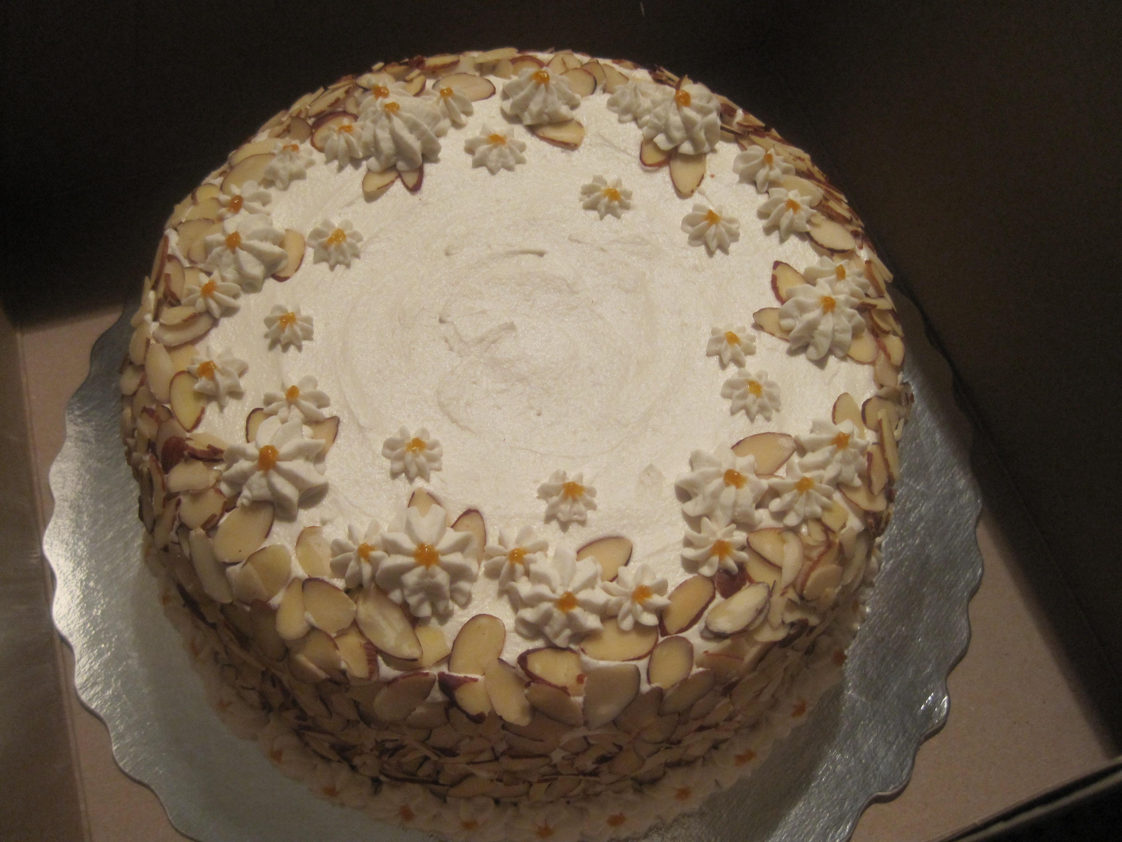 HAPPY CELIAC BIRTHDAY CAKE FROM NESSIE CAKES