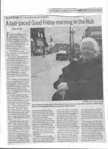Op Ed Newspaper piece
