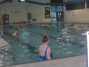 Victoria Dy Wknd, pool, d. clinic 002